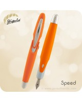 Stipula Speed Fountain Pen, Orange - ST60043
